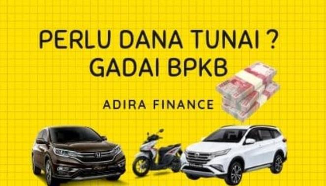 Pinjaman Dana Adira Finance