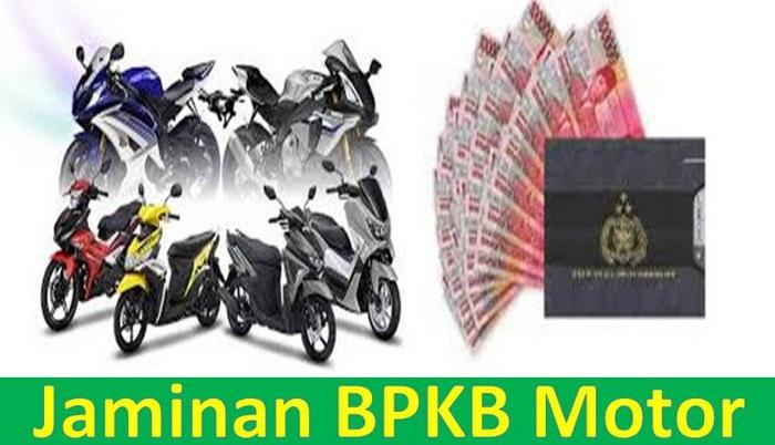 Pinjaman Uang Jaminan BPKB Motor